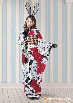 kh-168:ゴシック GOTHIC    #kimono