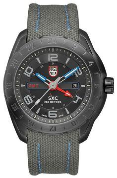 Luminox Watch Space SXC Steel GMT 5120 Space Series  2015-2016-sale   914a9cc8ecc