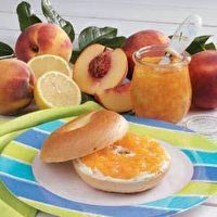 Peach-Cherry Conserve by Darlene Martin