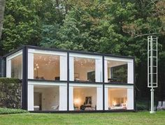 5 Inexpensive Modern Prefab Houses You Can Buy Right Now – My Life Spot Building A Container Home, Container Buildings, Container Architecture, Container House Plans, Container House Design, Container Cabin, Architecture Design, Casas Containers, Shipping Container Homes