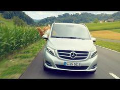 Mercedes-Benz: V-Class prepared for anything - Mercedes-Benz original