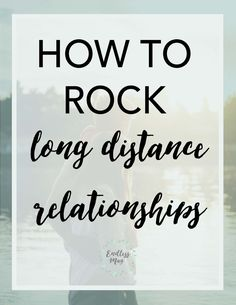how to survive long distance relationship