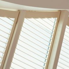 Wooden Shutters for Conservatories - Conservatory Shutters London Wooden Shutters, Window Shutters, Conservatory Roof, Shaped Windows, Glass Building, Solar Shades, Roof Light, New England, Blinds