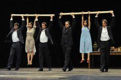 Pina Bausch's Tanztheater Wuppertal, Sadler's Wells - review ...