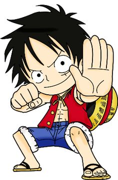 Luffy Lineart coloring practice by Link-Pikachu on deviantART