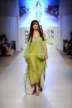 Kuki Concepts Collection at Pakistan Fashion Week 2012 Season 4 Day 1