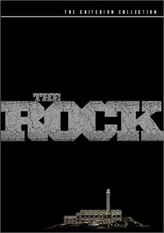 The Rock DVD  The Criterion Collection The Rock DVD Double