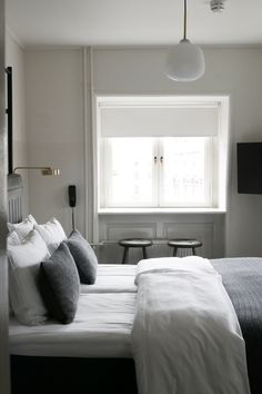 Is To Me | Interior inspiration | Hotel | | Bedroom