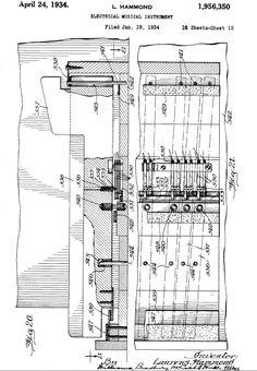 55 Best Hammond B3 images in 2016 | Hammond organ, The ... Hammond B Schematic on