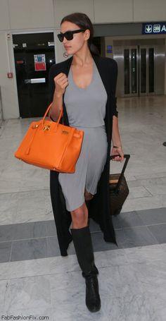 Irina Shayk style in Cannes (May 2015). #irinashayk