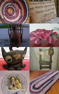 MADE FROM HOME- MANY PRETTIES FROM OFG TEAM by Therese on Etsy--Pinned with TreasuryPin.com