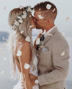 Fairytale kiss.