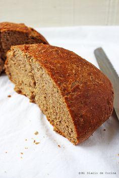 Si desea un pan saludable, riquísimo y sencillo de hacer, no dejen de ver esta super receta de Pan integral. Sin Gluten, Banana Bread, Cooking, Desserts, Food, Tortillas, Healthy Bread Recipes, Sweet Bread, Food Items