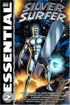 The Silver Surfer was one of Marvel Comics' most enigmatic creations.