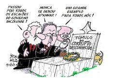 """Forma corrupta de governar. """"Os fatos revelados em relação à Petrobras são suficientes para contar uma história sobre uma forma de governar, um método de administração.Isso pouco tem a ver com financiamento do sistema eleitoral, mas com método de governança. Contaminou-se todo o tecido político. Estruturamos um modo corrupto de fazer política. (Gilmar Mendes, ministro do STF)"""""""