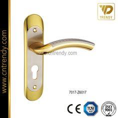 interior door lock  sc 1 st  Pinterest & Furniture Hardware Zinc Alloy Furniture Door Lock Plate Handle from ...