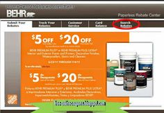 Home Depot Rebate Center Behr - New Picture of Home Interior 2020 Kfc Coupons, Home Depot Coupons, Store Coupons, Grocery Coupons, Online Coupons, Print Coupons, Mcdonalds Coupons, Wendys Coupons, Discount Coupons