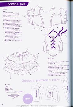 Album Archive - Dolly & Dolly Vol 2 Barbie Sewing Patterns, Doll Dress Patterns, Clothing Patterns, Sewing Doll Clothes, Sewing Dolls, Monster High Doll Clothes, Barbie Dress, Custom Dolls, Diy Doll