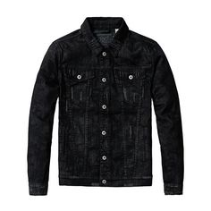 How good is this SIMWOOD 2016 New .... Available at DIGDU today! http://www.digdu.com/products/simwood-2016-new-autumn-winter-black-denim-jacket-jeans-outerwear-fashion-slim-fit-nj6522?utm_campaign=social_autopilot&utm_source=pin&utm_medium=pin