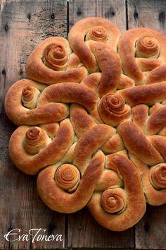 Spring round loaf