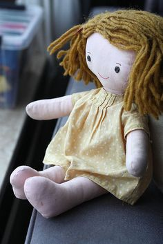 Doll by Saartje1, via Flickr