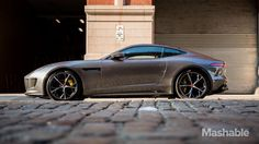 On some level, I don't really need to write a review of the Jaguar F-Type R Coupe. I mean, just look at it.
