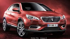 Французский Peugeot будет конкурировать с Nissan X-Trail...