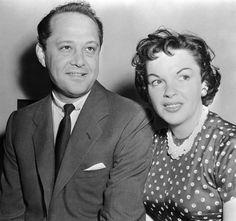 (Original Caption) Actress Judy Garland an and husband Sid Luft appeared in court here when actress Lynn Bari brought Charles against Luft, her former husband on $3,627 in unpaid alimony for 1952. Miss Bari stated that Luft had agreed to pay her 10 percent of his income but Attorney S. S. Luft was hiding his true income as Agent for Miss Garland by filing two different income tax returns, one for the Government and the other showing losses for his first wife. via @AOL_Lifestyle Read more…