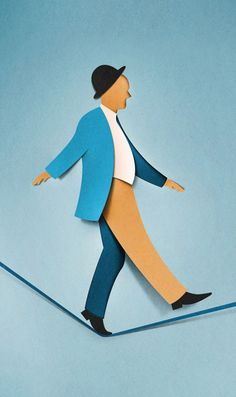 Paper Art by Eiko Ojala | Picame - Daily dose of creativity