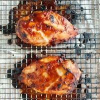 Pollo a la BBQ :
