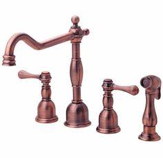 Aquasource Glyndon Oil Rubbed Bronze 2 Handle 4 In