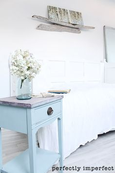 How to Decorate Series {day 9}: Decorating with Furniture by Perfectly Imperfect - Home Stories A to Z