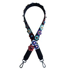 Lam Gallery Flower Purse Straps Replacement Rivet PU Leather Handbags Strap Shoulder Bag Straps * Check out this great product. (This is an affiliate link) Satchel, Crossbody Bag, Purse Strap, Clutch Wallet, Handbag Accessories, Leather Handbags, Pu Leather, Shoulder Strap, Purses