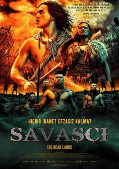 Savaşçı - The Dead Lands 2014 afiş