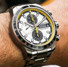 Chopard Grand Prix De Monaco Historique Chronograph Watch Review   wrist time watch reviews