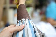 빗자루 틸다인형만들기 ( 클라라정진희,퀼트,인형만들기)