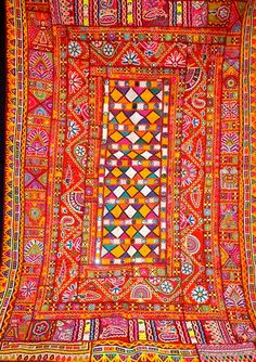 embroidery of Gujarat