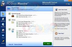 Remove PC Clean Maestro - Potentially Unwanted Program