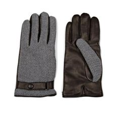 Gloves Winter 2017, Fall Winter, Men's Fashion, Gloves, Black And White, Collection, Fashion Styles, Branding, Moda Masculina