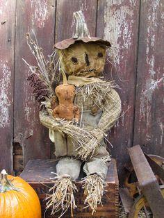 Sweetpeas Primitives: Fall Harvest Update
