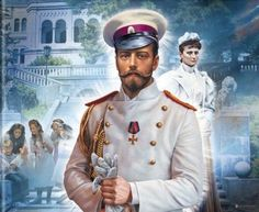 Royal King, House Of Romanov, Russian Literature, White Russian, Tsar Nicholas Ii, Imperial Russia, Historical Art, Family Album, Pictures To Paint