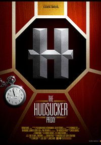 Poster for ''The Hudsucker Proxy''.
