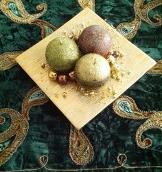 Green Veltet  - by me Eggs, Breakfast, Handmade, Food, Morning Coffee, Hand Made, Meal, Egg, Essen