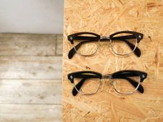[AO] American Optical 1960s AO鋲 vintage-frame | optician | ponmegane