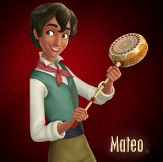 Mateo de Alma (Elena of Avalor)