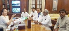 Ycp MPs submit resignations to Lok Sabha Speaker  https://ift.tt/2GDQXD2