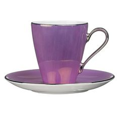 Glamorous espresso cup