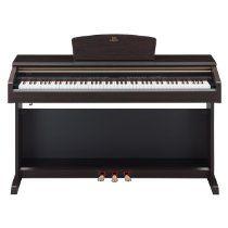 Yamaha Arius Digital Home Piano with Bench - Black Walnut Yamaha Piano, Yamaha Digital Piano, Best Digital Piano, Yamaha Keyboard, Instrument Sounds, Best Piano, Electric Piano, Pianos