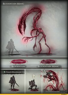 mimic,DSIII персонажи,Dark Souls 3,Dark Souls,фэндомы,vempirick