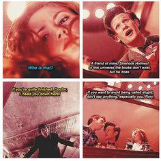 Doctor Who meets Sherlock :D